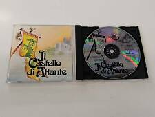IL CASTELLO DI ATLANTE SONO IO IL SIGNORE DELLE TERRE A NORD CD 1992