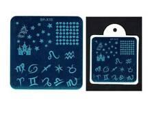 Nail Art Stamping Zodiac Design DIY Manicure Template Image Plate BP-X10