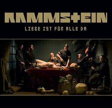 RAMMSTEIN Liebe Ist Für Alle Da * LIFAD * 2LP Vinyl * NEW RARE