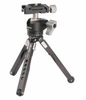 Leofoto MT-03 Table-Top/Mini Tripod + LH-25 Ball Head for Camera with case