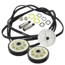 Part For Whirlpool Dryer Roller and Pulley Replacement Kit