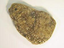 BUTW Golden Aura Fumed Natural Quartz Drilled Bead Crystal Drusy Druzy 2216E