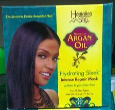 Hawaiian Silky Moroccan Argan Oil Hydrating Sleek Intense Repair Mask (241g)