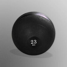 23kg No Bounce Slam Ball Crossfit Bootcamp MMA Fitness Strength Training Workout