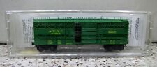 "Micro-Train 40' Despatch Stockcar ""AT & SF"""