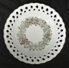 Vintage Porcelain President's Club Avon 1988 Happy Birthday Bowl
