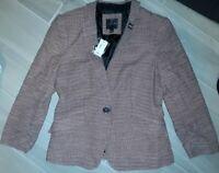Boys The Limited Tweed Blazer with 1 Button Medium
