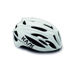 Kask Rapido Road Cycling Helmet - White