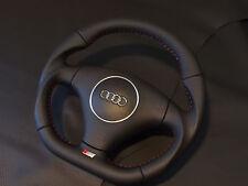 Austausch Lederlenkrad Lenkradbezug Lenkrad Audi A2 A3 S3 A4 S4 A6 TT