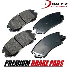 BRAKE PADS Complete Set Front MD924 Disc Brake Pad - Semi-Metallic Pad, Front