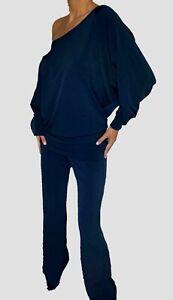 JOHN ZACK NAVY LOUNGE SUITE S/M (8/10) - M/L(10/12)