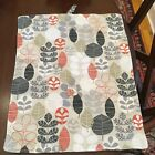 Portable Flannel Changing Pad/Nap Pad, 16' x 21', Lovely Graphic Print