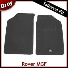 Rover MGF (1995 1996...1999 2000 2001 2002) Tailored Fitted Carpet Car Mats GREY