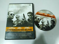 Asesinos de Elite Jason Statham Clive Owen Robert De Niro - DVD Español - 1T