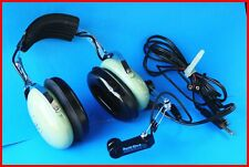 New listing David Clark H10-30 Dual Plug Headphones + Microphone