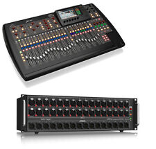 Behringer X32 32-Channel Digital Mixing Board With FX & EQ + S32 Digital Snake.
