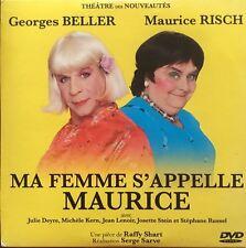 Ma Femme s'appelle Maurice - La Pièce de Théâtre - DVD