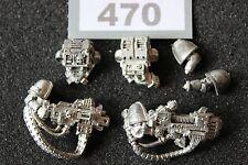 Games Workshop Warhammer 40k Space Marines Devestators Plasma Cannon Bits Lot B