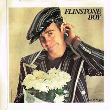 ELTON JOHN Flinstone Boy / Ego 7'' Vinyl ROCKET UK 1978 ROKN 538 A-1U/B1U @Exlnt