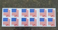20 U.S. Flag 2018 USPS Forever® USPS Stamps. (1 Book of 20)