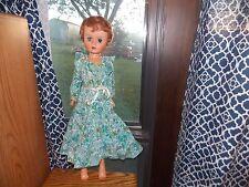 High Heel Doll in Vintage Geometric Handmade Outfit + Original Wedding Gown