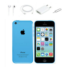APPLE IPHONE 5C 32GB BLUE NUOVA GARANZIA ORIGINALE SIGILLATO ITALIA