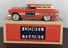 EASTWOOD AUTOMOBILIA #303500 LIONEL 1955 CHEVY DELIVERY COIN BANK PRE-OWNED