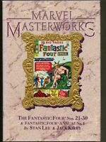 HC Marvel Masterworks Volume 13 Fantastic Four Volume 3 1st edition (1st) (1990)