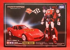 Takara Tomy Transformers Masterpiece MP-26 Road Rage GM Corvette Action Figure