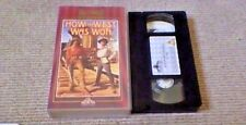 How The West Was Won UK PAL VHS VIDEO 1991 John Wayne Henry Fonda James Stewart