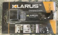 Klarus RC11 Charging Cradle for RS11 Flashlights & Holder for XT11 XT10 ST11 NEW