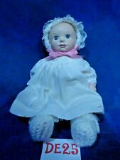 Artist Orig Handmade Early 90s Suzanne Gibson Sm Sz Baby Doll Bisque DE25