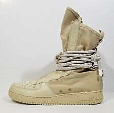 Nike SF AF1 Hi Air Force 1 High Special Field Rattan Mens Size 14 ( AA1128-200 )