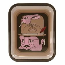 RAW Special Edition Jeremy Fish Design Large Rolling Tray - 1 Tray-Collectible