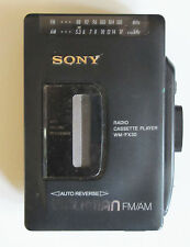 Sony Personal Cassette Players