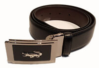 "Mens Casual or Dress Genuine Leather Belt  Width 1-3/8"" DYB453"