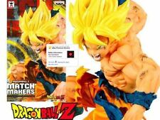 ☀ Dragon Ball DBZ Super Saiyan SS Goku Match Makers Banpresto Figure Figurine ☀