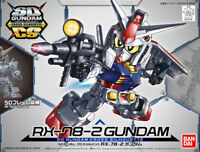 RX-78-2 GUNDAM E.F.S.F Mobile Suit Super Deformed Bandai Kit SD CS 1:144 Gundam