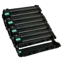 4 x DR221 Drum Unit for Brother DR221CL TN221 HL-3140CW MFC-9330CDW MFC-9340CDW