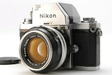 EXC Nikon F Photomic FTN / Ai 50mm F1.4 Lens from Japan