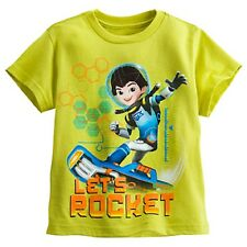 Disney Miles from Tomorrowland Tee Shirt for Boys  size 2/3