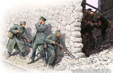 Master Box 1/35 Allemand Montagne Troupes / Soviétique Marines # 3571