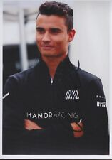 PASCAL WEHRLEIN 2 Manor Mercedes Foto 13x18 signiert IN PERSON Autogramm signed