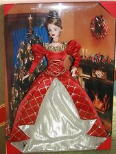 BARBIE THE OFFICIAL BARBIE COLLECTORS CLUB HOLIDAY TREASURES BARBIE 1999