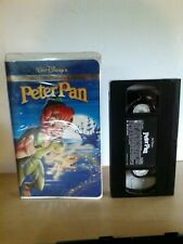 DISNEY'S PETER PAN SPECIAL EDITION VHS VIDEO