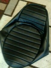 HONDA CB750 SC NIGHTHAWK 1982-83 Custom Hand Made Motorcycle Seat Cover