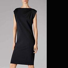 WOLFORD Kim Dress • S • black ..... Kleid aus sehr feiner matter Viskosejersey..