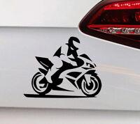 Motorrad Aufkleber Auto Motorsport Sticker Racing Biker Motorcycle moto gp