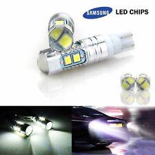 Fits Hyundai Terracan White LED /'Trade/' Wide Angle Side Light Beam Bulbs Pair