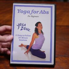 Yoga Zone - Yoga For Abs (DVD, 2001)